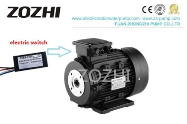 China Electronic Centrifugal Switch Hollow Shaft Motor 112M2-4 3.7kw 5HP Single Phase factory