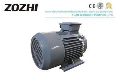 China Cast Iron Three Phase Asynchronous Motor , AC Induction Motor Driving Application factory