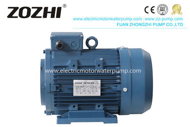 China Hollow Shaft Asynchronous Aluminum Motor Hydraulic Power For Plastic Machinery distributor