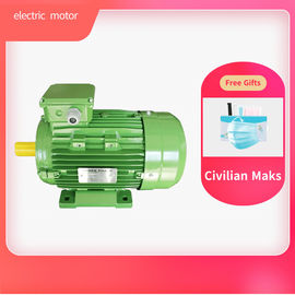 China Ms Series Three Phase Induction Motor Capacitor Running with Free Face Masks distributor