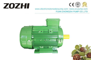 China Three / Single Phase High Efficiency Induction Motor Aluminum Shell Ie2 Standard factory