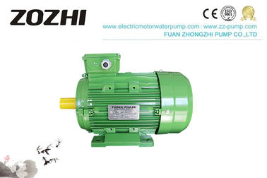 China 1400rpm Energy Saving Three Phase Electric Motor 100% Copper Wire IE2 Standard factory