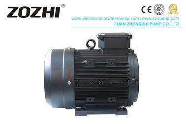 China 7.5 Hp 1450 Rpm 3 Phase Hollow Shaft Motor 4 Pole With Internal Flexible Joint factory