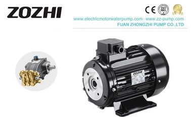 China High Pressure Washer Hollow Shaft Electric Motor 4 Pole 1400rpm For Plunger Pump factory