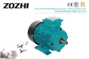 China High Reliability 3 Phase Electric Motor , Asynchronous Induction Motor 5.5kw factory