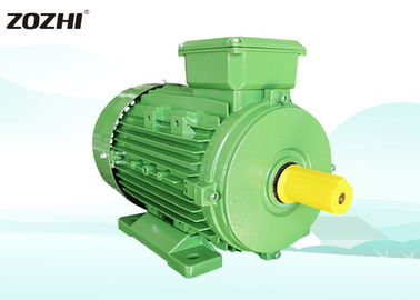 China IE2 Standard Three Phase Induction Motor , AC Electric Motor 4 Pole 380V 50HZ factory