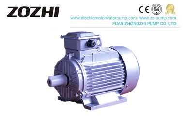 China B3 Flange Electric 3 Phase AC Asynchronous Motor 100% Copper Wire CE Certificated factory
