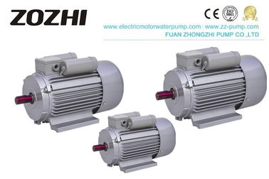 China CCC Single Phase Induction Motor 50HZ 220v Cast Iron Housing Totally Enclosed distributor