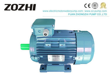 China IE2 MS Asynchronous Motor, 0.75KW-11KW AC Motor 3 Phase Electric Motor distributor