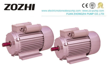 China 3 Phase Double Capacitor YC Series Cast Iron Electric Motor 0.33HP 4Pole distributor